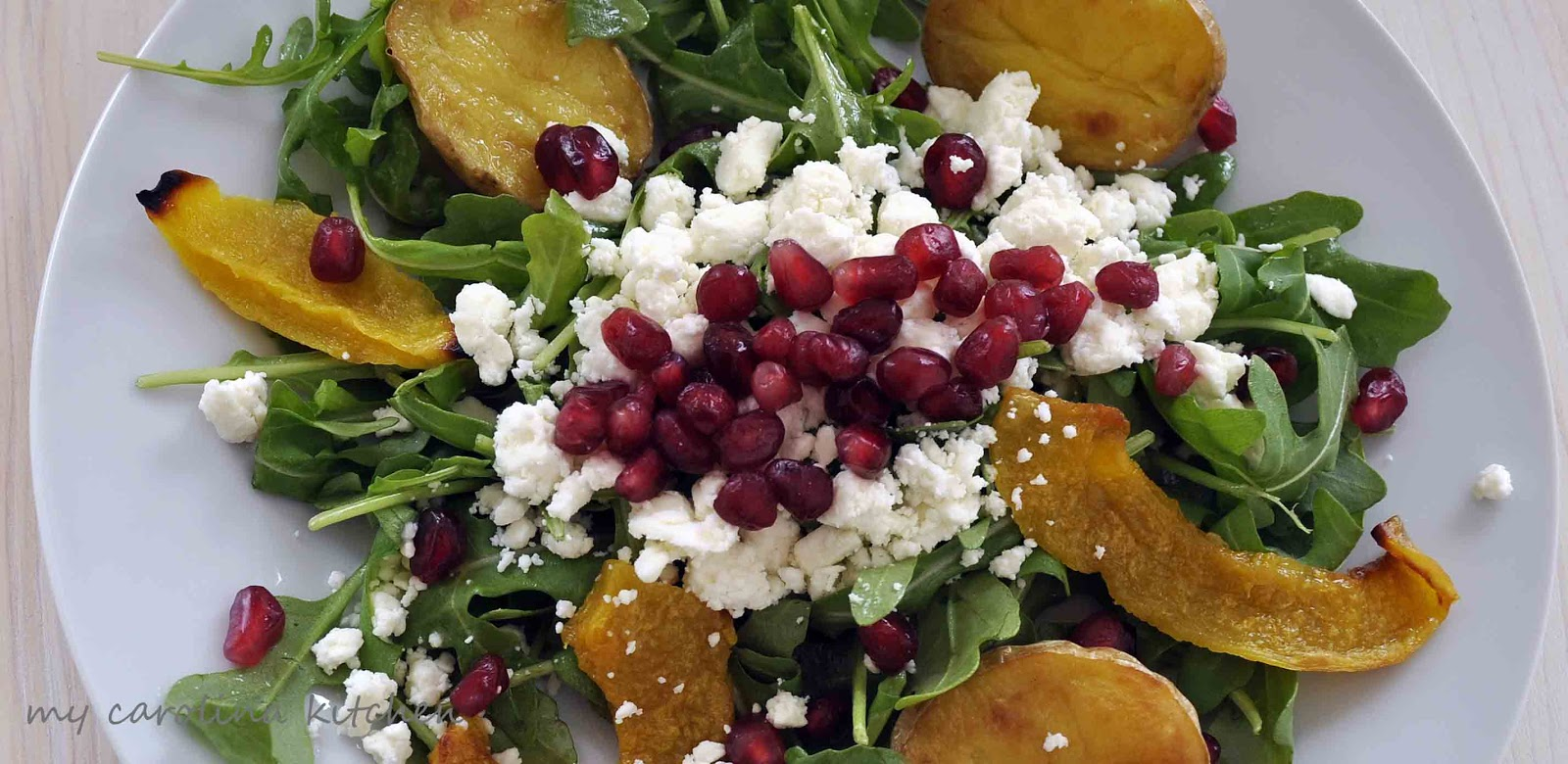Winter Salad Recipes — Dishmaps