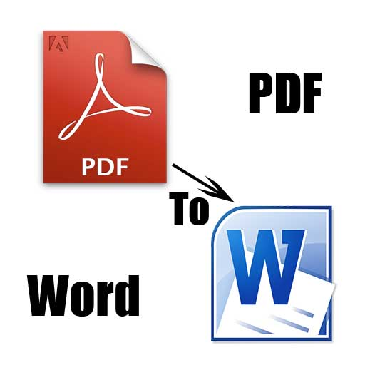 Pdf to word online converter