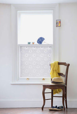 Moroccan Design Window Covering