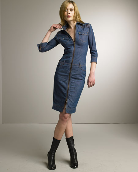 Denim Dress For Women | Women Dresses