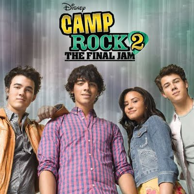Camp Rock 2 – Dublado Online