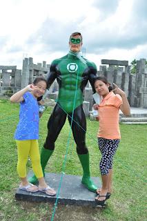 Campuestohan Green Lantern
