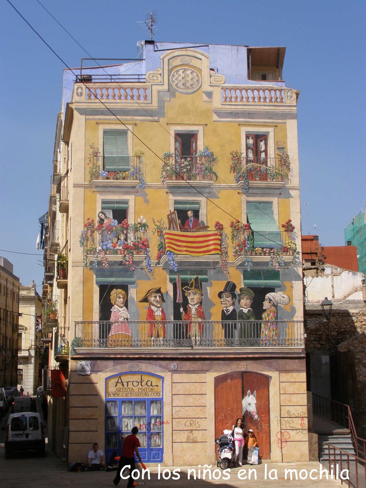 Tarragona con ni os el descubrimiento de tarraco con for Oficina paro tarragona