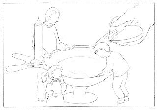 le tr sor de p 39 tit eloi a quoi a sert d 39 tre baptis. Black Bedroom Furniture Sets. Home Design Ideas