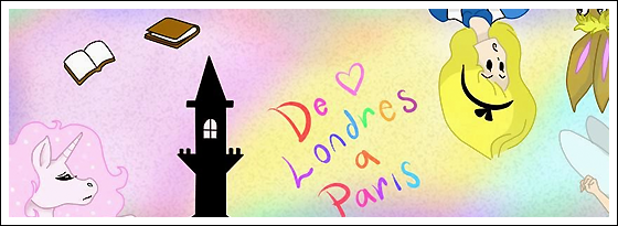 Cabecera del blog De Londres a París