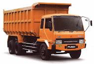 > Mitsubishi. FN 527 MS, 6x4, 220 PS, 10 ban (Tronton)