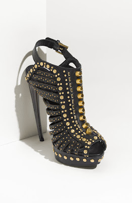Alexander McQueen Studded Sandals