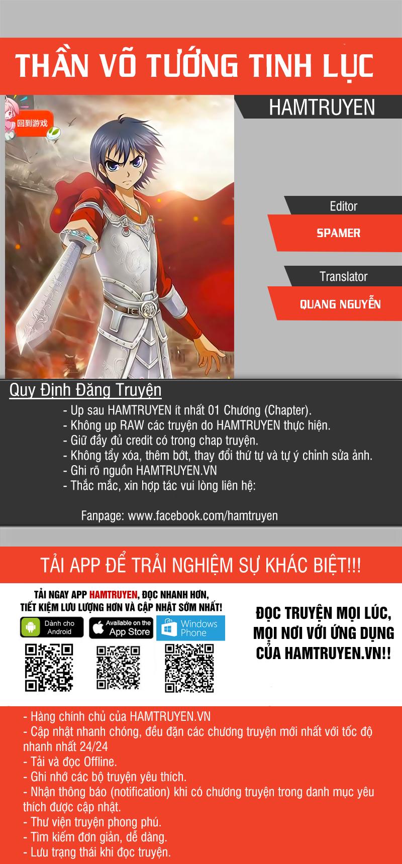 Thần Võ Tướng Tinh Lục Chapter 24 - Hamtruyen.vn