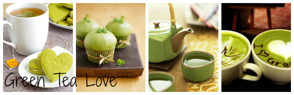 Green Tea Love