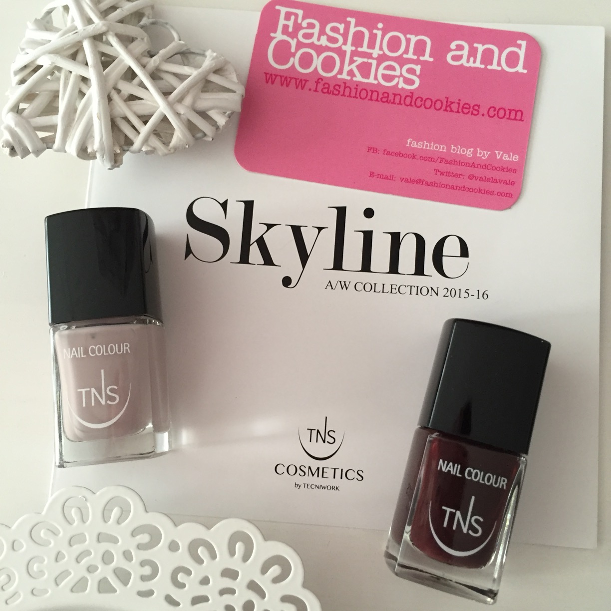 Skyline Collection, Skyline and All that Jazz nail polish shade by TNS Cosmetics on Fashion and Cookies beauty blog, beauty blogger