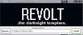 วิธีลงเกมส์ Diablo III