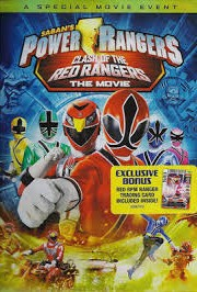 Ver Power Rangers Clash Of The Red Rangers Online