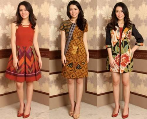 Model Baju Batik Kombinasi Kasual 10 inspirasi model baju kuliah wanita cantik dan stylish 2017,Model Baju Wanita Yg Lg Ngetren