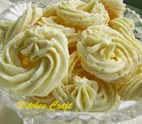 Resep Kue Kering Sagu Susu