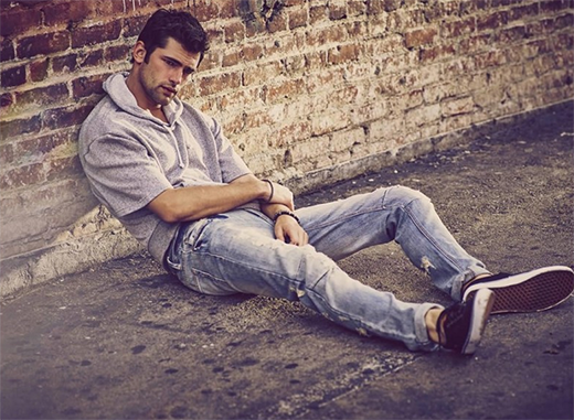 Sean O'Pry for Penshoppe Philippines this Summer 2015