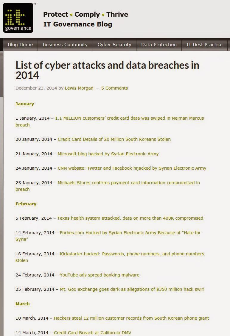 Tendencias en ciberataques
