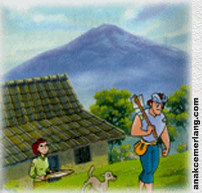 Asal Mula Bukit Catu Cerita Rakyat Bali