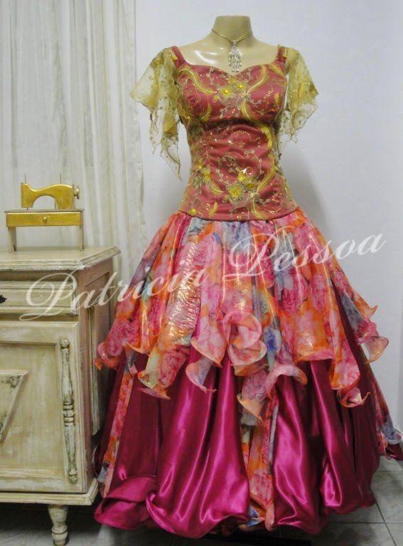 atelier patricia pessoa roupa cigana xiii c243d03018