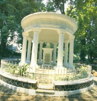 Monumen Olivia Raffles