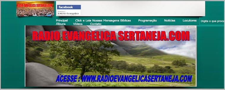 RADIO EVANGELICA SERTANEJA.COM