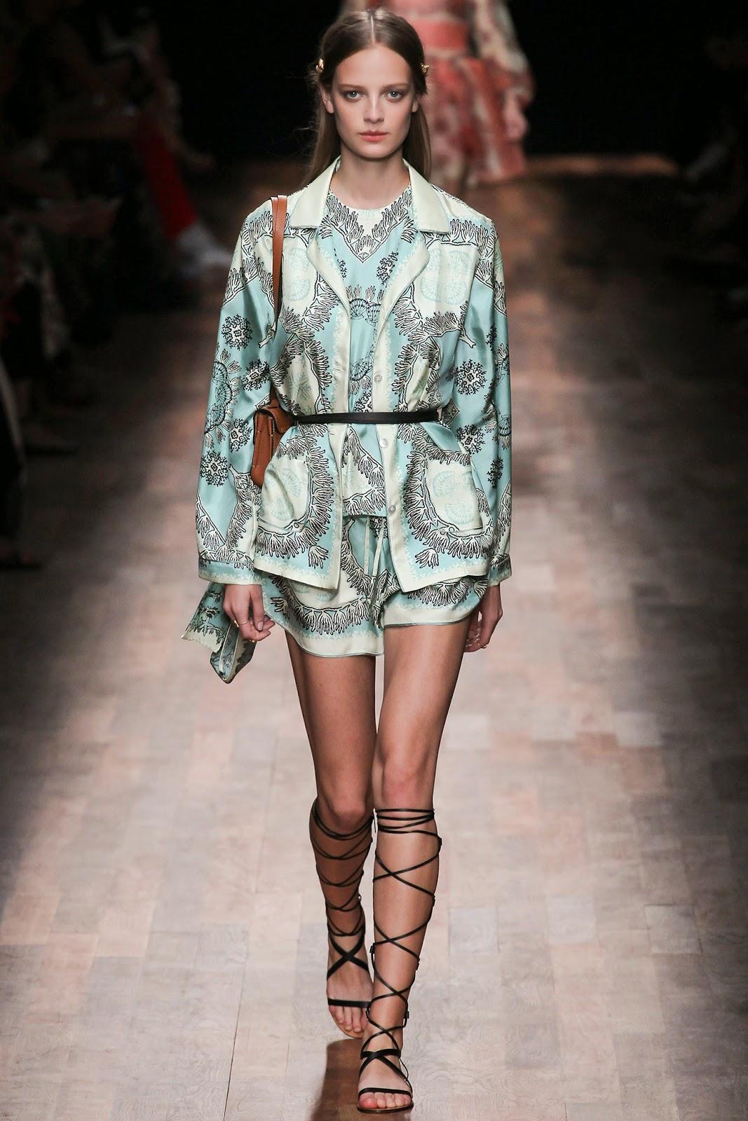 valentino 2015 summer 2016 trend women dress70 Valentino 2015 samling, våren sommaren 2016 Valentino klänning modeller, Valentino kväll klänning nya säsongen kvinnors kjolar modeller