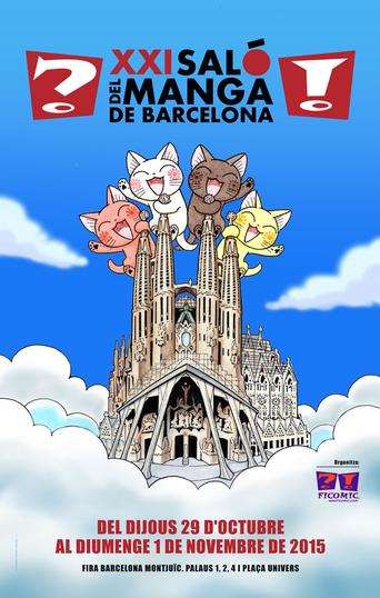 Saló del Manga 2014