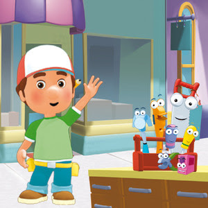 Manny a la obra juegos videos series anime disney - Bob el manitas ...