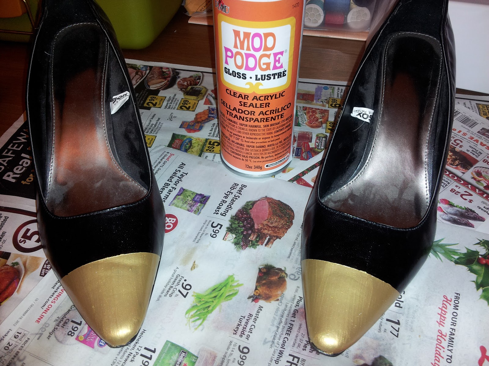Remove Shoe Polish From Leather