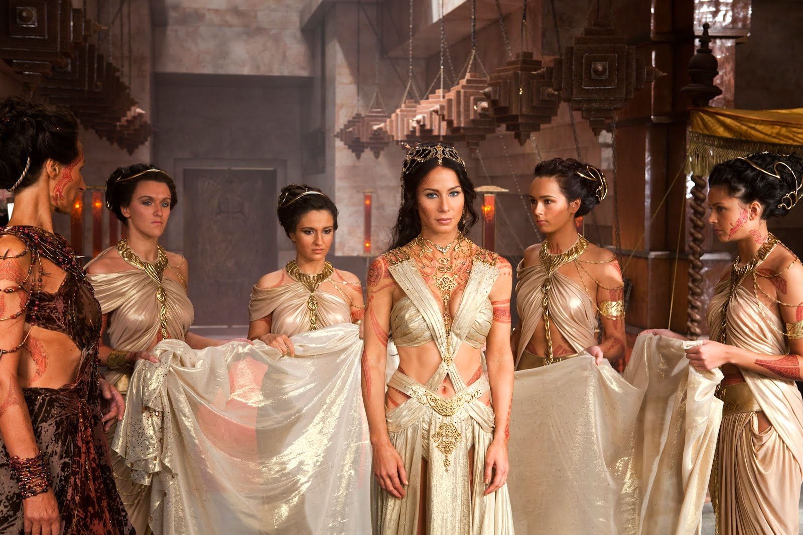 "SNEAK PEEK: ""John Carter"" : Enter 'Dejah Thoris'"