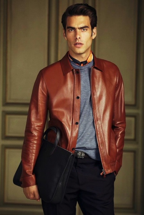 Jon Kortajarena for Loewe S/S 2013 Lookbook