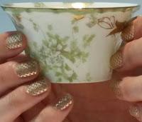 Unhas de gel em filigana - Nails4´Us  - Filigrana Art Nails