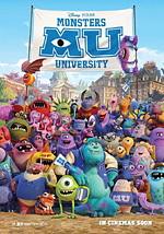 monsters university - school never looked this scary