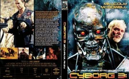 Cyborg 3, película