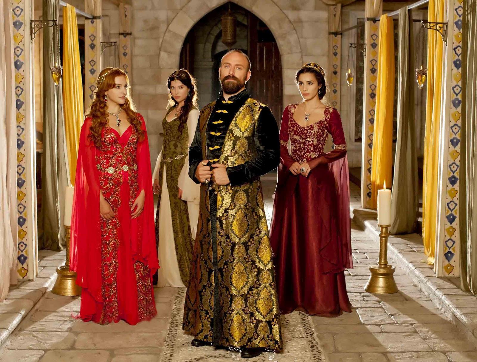 Σουλειμάν ο μεγαλοπρεπής (Suleiman)