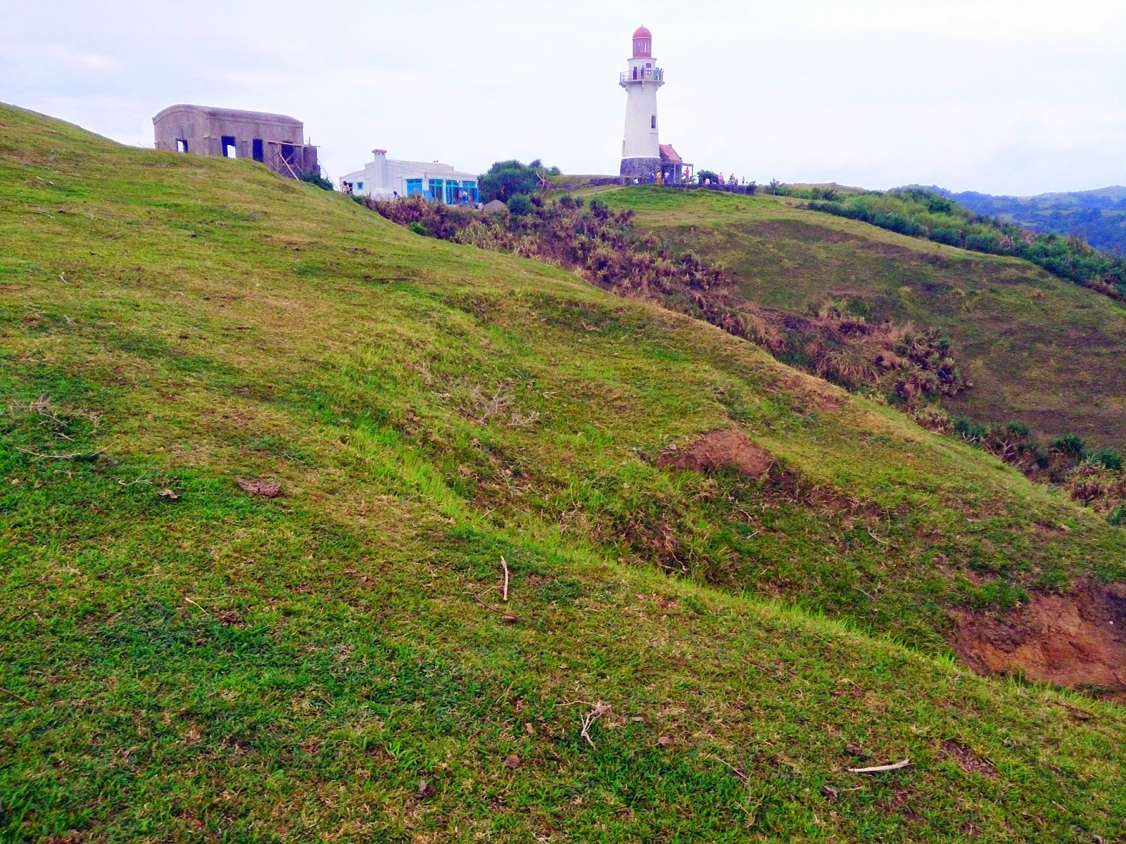 The Bunker and Basco Lighthouse, Batanes