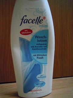 Rossmann, Facelle Intim, Waschlotion Fresh (Płyn do higieny intymnej) (ulubieniec ostatnich miesięcy)