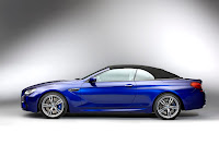 New 2012 BMW M6 Open Top F13 official press photo