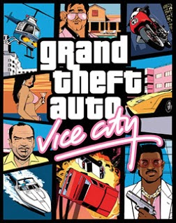 Gta Vice City Highly Compressed PC Game Cover