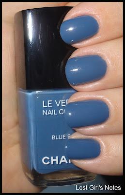 chanel blue boy les jeans collection
