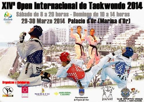 OPEN INTERNACIONAL MARINA DOR TAEKWONDO