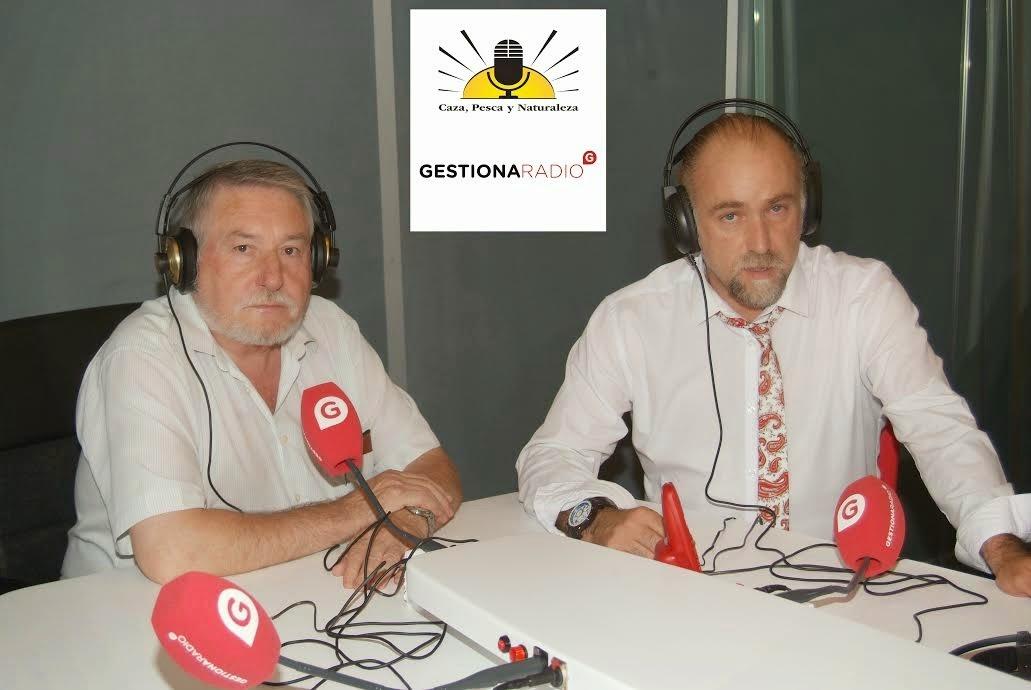 """Escucha """"Pesca, Caza y Naturaleza"""" enGestiona Radio"""