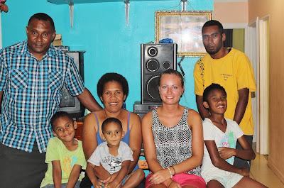 Gastfamilie Fidschi-Inseln