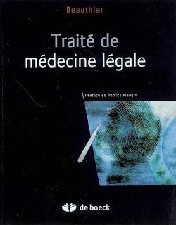 Traité de médecine légale
