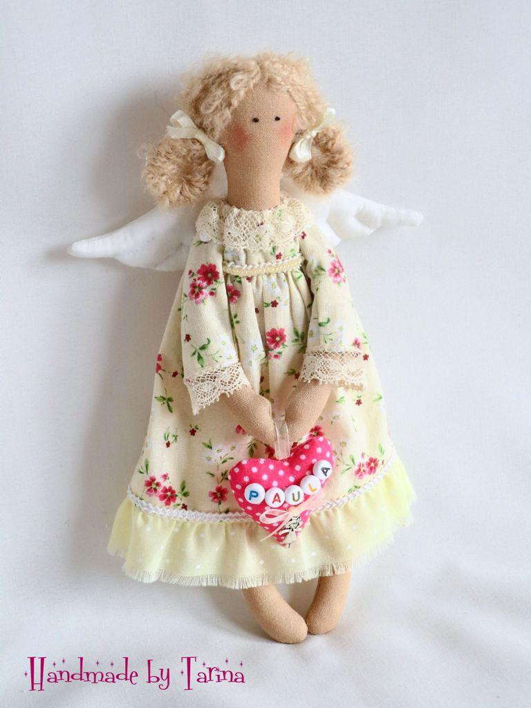 Ангел хранитель сшить своими руками