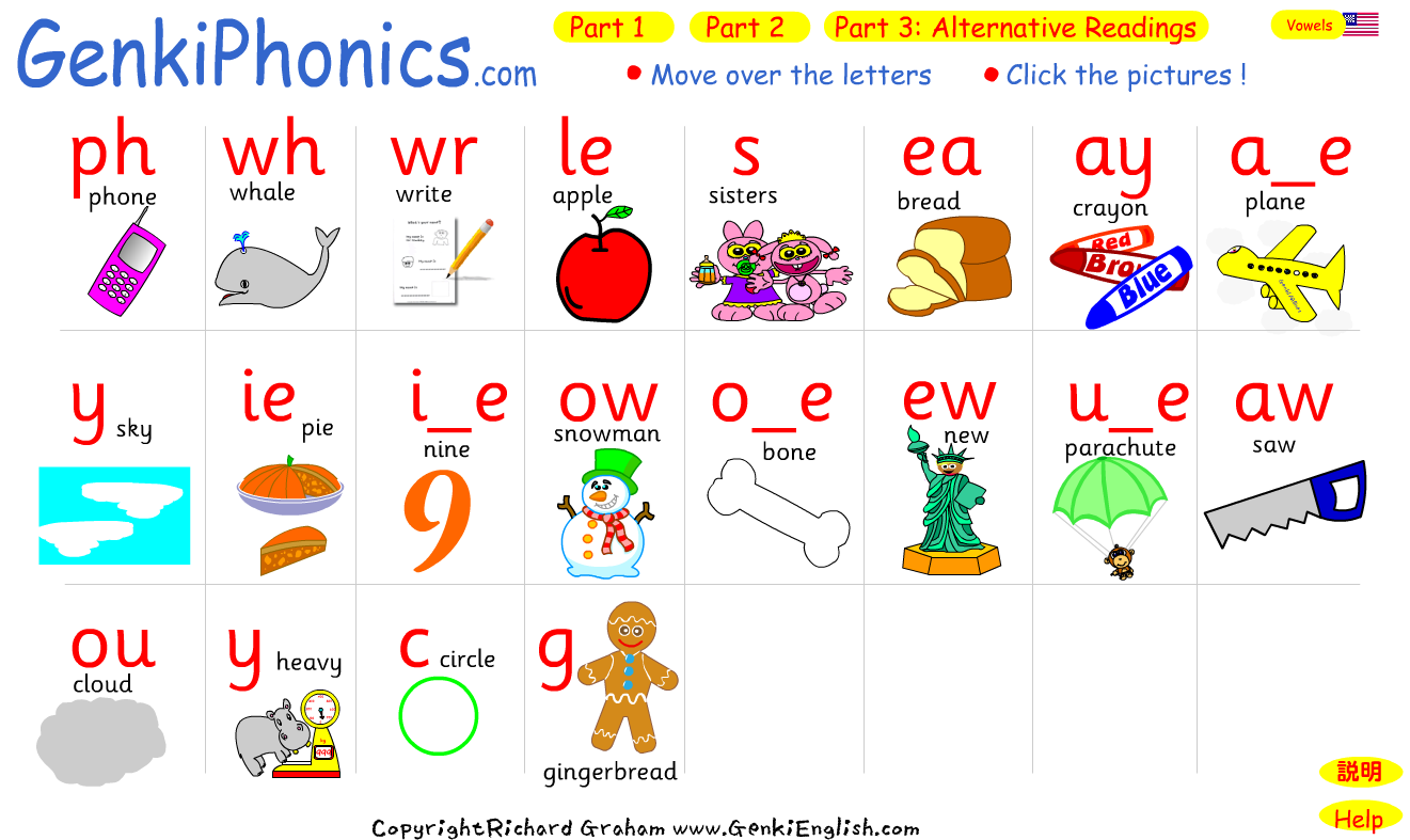 Jolly Phonic Printable Worksheets on phonics worksheets i
