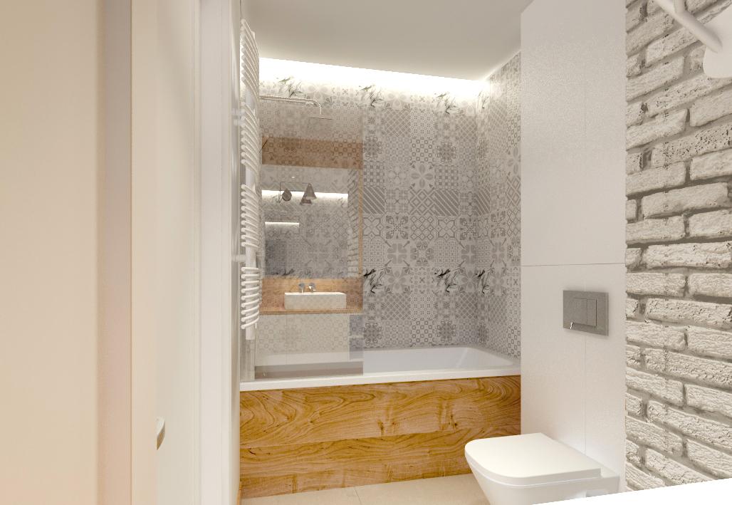 Make New Home Projekt łazienki