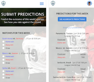 Sports App of the Week - Soccer Predictor Leagues