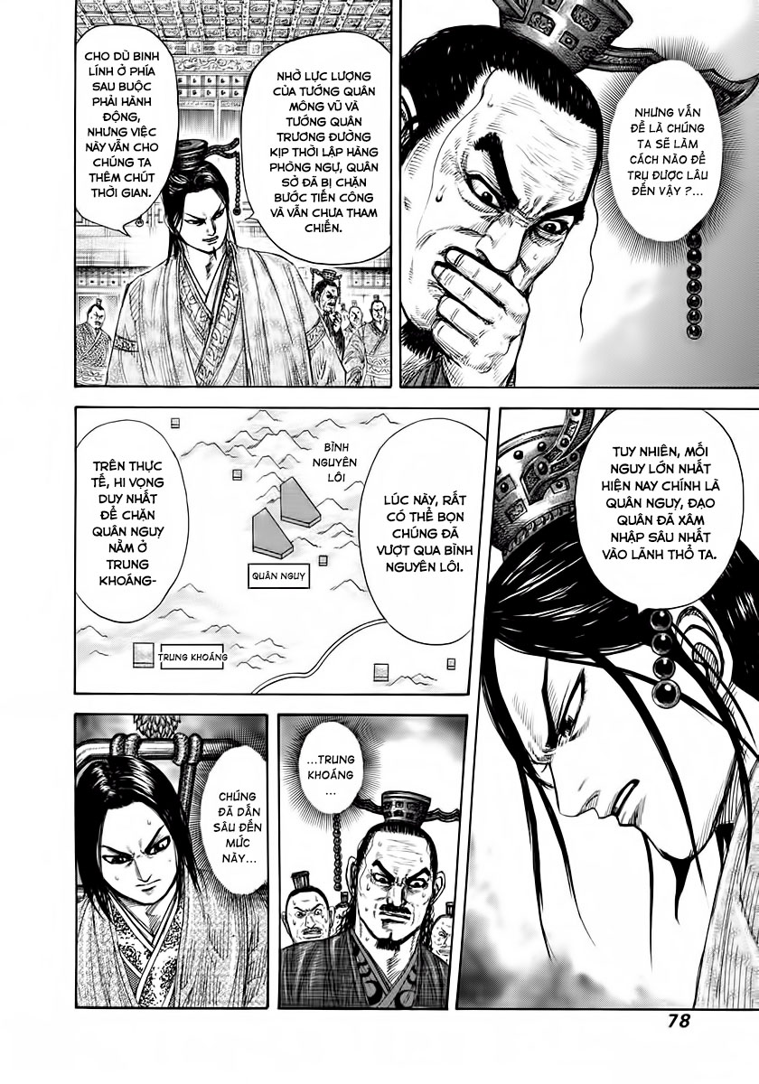 Kingdom – Vương Giả Thiên Hạ (Tổng Hợp) chap 265 page 15 - IZTruyenTranh.com