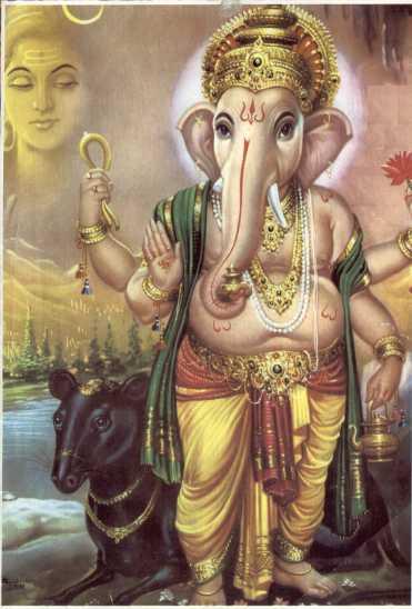 Lord Ganesh 4