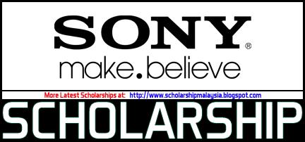 Biasiswa SONY EMCS IPTA Scholarship for Undergraduate Courses